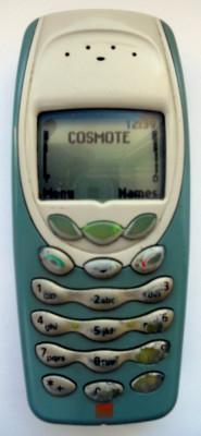 Nokia 3410 + carcasa / tastatura noua (cu baterie, fara incarcator) foto