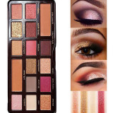 Paleta de farduri Febble The Must Beautiful Eyeshadow
