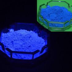 Pigment albastru fluorescent reactiv UV