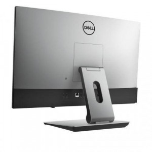 Sistem All in One Dell Inspiron 7777 Intel Core i7-8700T 27 inch Touch RAM 16GB HDD 1TB + SSD 256GB Intel UHD Graphics 630 Linux Grey