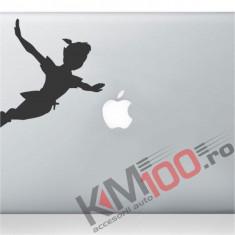 Peter pan shadow macbook laptop sticker