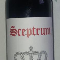 SCEPTRUM - REZERVA SPECIALA - CABERNET SAVINION -  12% - 750 ml 2016, Rosu, Sec, Romania
