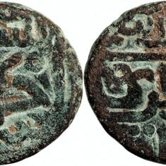 1451-8, 1  tanka,  Ahmad Shah II, Sultanatul Gujarat