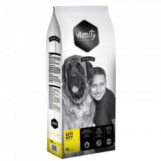 Cumpara ieftin Hrana uscata pentru caini Amity Premium Activity, 15 kg