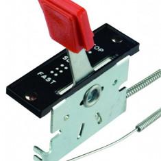 Cablu acceleratie + maneta universal 80''