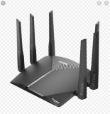 Router wireless AC3000 Smart Mesh Wi-Fi, DIR-3060