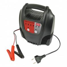 Incarcator acumulator auto Carpoint 12V 4A redresor cu led de incarcare a bateriei