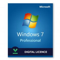 Windows 7 Professional Licența digitală SP1