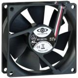 Ventilator Inter-Tech IT-80 2200RPM 80mm Negru