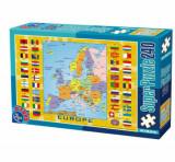 Cumpara ieftin Super puzzle Harti, 240 piese