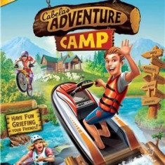 Cabela's Adventure Camp Nintendo Wii