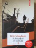 BULEVARDELE DE CENTURA-PATRICK MODIANO