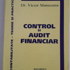 Control si Audit Financiar - V. Munteanu
