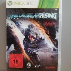 MetalGear Rising Revengeance - Joc XBOX360 - Original/Nou/Sigilat