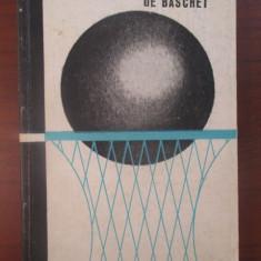 Invatarea jocului de baschet