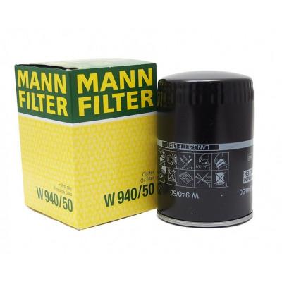 Filtru Ulei Mann Filter W940/50 foto