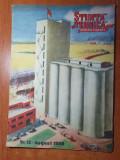 Revista stiinta si tehnica pentru tineret august 1950-artileria nucleara