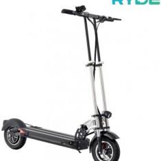 Trotineta electrica pliabila RYDE 800, Viteza maxima 55 Km/h, Autonomie 60 - 70 Km/h, Motor 800 W (Negru)