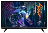 Monitor Gaming VA LED GiGABYTE AORUS 43inch FV43U, UHD (3840 x 2160), HDMI, DisplayPort, Boxe, 144 Hz, 1 ms (Negru)
