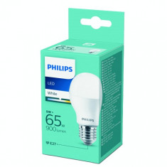 Bec LED Philips E27 3000K