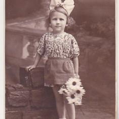 bnk foto - Portret de copil - interbelica