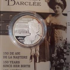 Romania 10 lei, Haricleea Darclee, jubileu 150 ani
