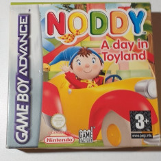 Joc Gameboy Advance Noody - A day in toyland