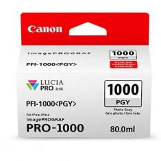 Cartus cerneala Canon PFI-1000PGY , photo grey