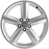 "Janta Aliaj Oe Audi 18"" 8.5J x 18 ET29 8T0601025CG, 5"