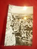Ilustrata  Deva - Vedere generala de la Cetate   -cca.1960