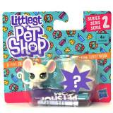 Set minifigurine Littlest Pet Shop Seria 1 - Mouse Pig