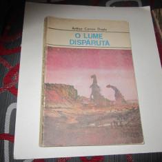 o lume disparuta traducere de otilia cazimir  an 1990 h8