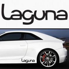 Sticker prag LAGUNA (set 2 buc)