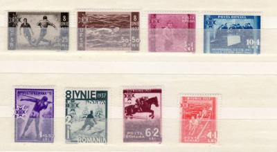 Romania  1937    U.F.S.R. foto