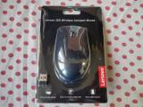 Mouse wireless Lenovo 300, Negru., Optica, 1000-2000