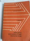 Dispozitive Semiconductoare Multijunctionale - E. Damachi ,265722