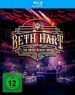 Beth Hart Live At The Royal Albert Hall (bluray) foto