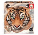 Puzzle Tiger, 375 piese, Educa