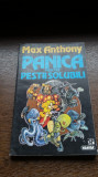 Max Anthony - Panica printre pestii solubili Editura Nemira Nautilus 71 SF