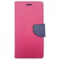 Husa SAMSUNG Galaxy S6 Edge Plus - Fancy Book (Roz)