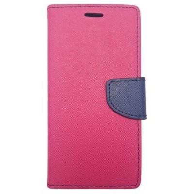 Husa SAMSUNG Galaxy S6 Edge Plus - Fancy Book (Roz) foto