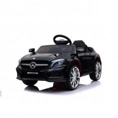 Masinuta electrica cu telecomanda Mercedes-Benz GLA 45 AMG Negru