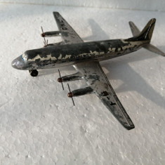 bnk jc Dinky 706 Vickers Viscount Airliner