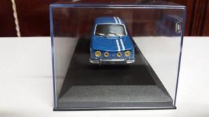 macheta renault 8 gordini 1300-1966 - atlas, 1/43.