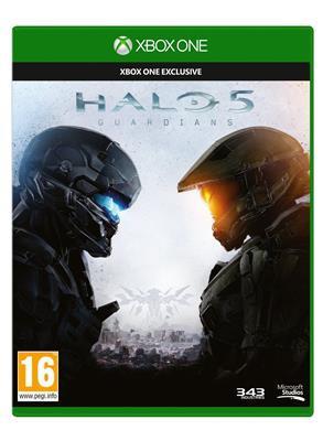 Halo 5 Guardians Xbox One foto