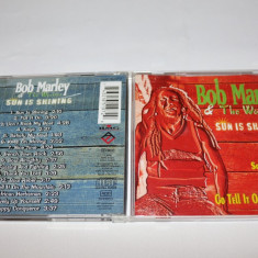 [CDA] Bob Marley & The Waiters - Sun is shining - cd audio original