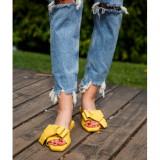 Comfy slippers Galben 37