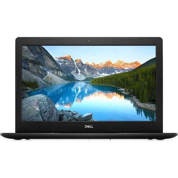 Laptop Nou Dell Inspiron 3580, Intel Celeron 4205U 1.8 GHz, 4 GB DDR4, 500 GB HDD SATA, WI-FI, Bluetooth, WebCam, Display 15.6inch 1920 by 1080,