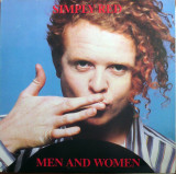 VINIL   Simply Red – Men And Women    - VG+ -
