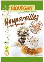 Bomboane Multicolore Bio Decorative Fara Gluten Biovegan Rapunzel 35gr Cod: 11660r